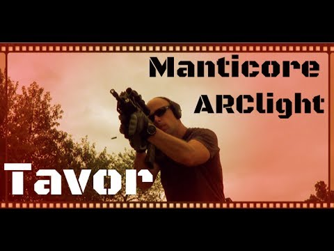 Manticore Arms ARClight Tavor Rail