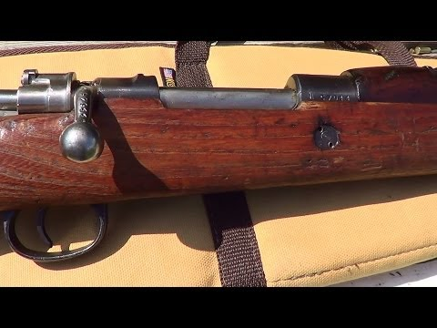 Mauser M48A 8mm Rifle