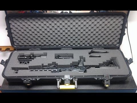 Plano Gun Guard Tactical Gun Case