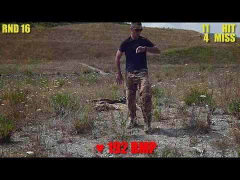 Precision Rifle Stress Shooting Training