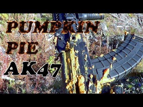 Pumpkin Pie AK Torture Test