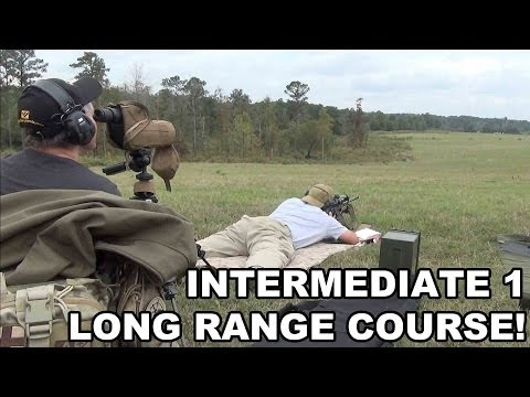 Raidon Tactics Long Range Course - Spotter-Shooter Training