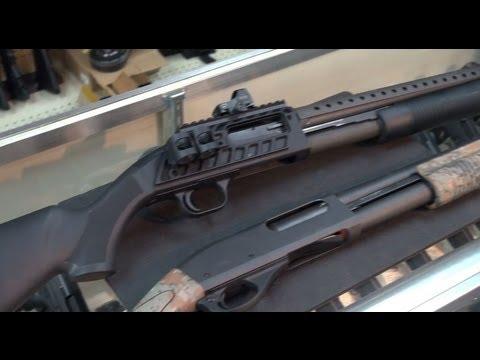 Remington 870 vs Mossberg 500/590