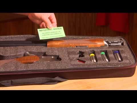 Ruger Red Label Shotgun Case