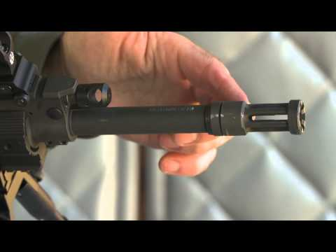 Ruger SR-762 Features