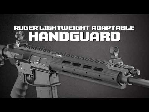 Ruger SR-762 Rifle