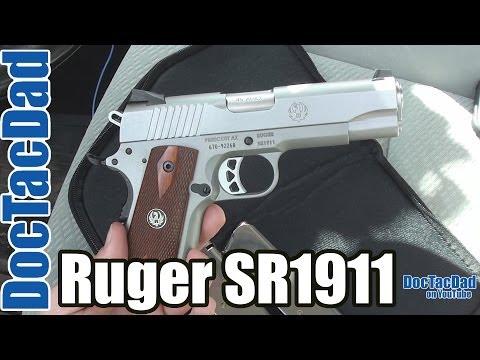 Ruger SR1911 Commander Review
