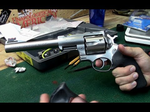 Ruger Super Redhawk Upgrades Part 1