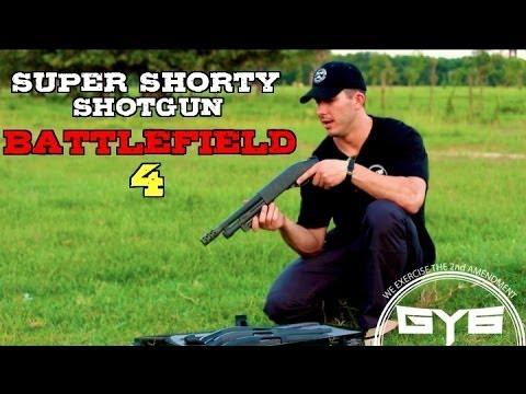 Serbu Super-Shorty Shotgun