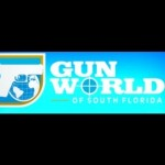 Shooting Machine Guns At Gun World