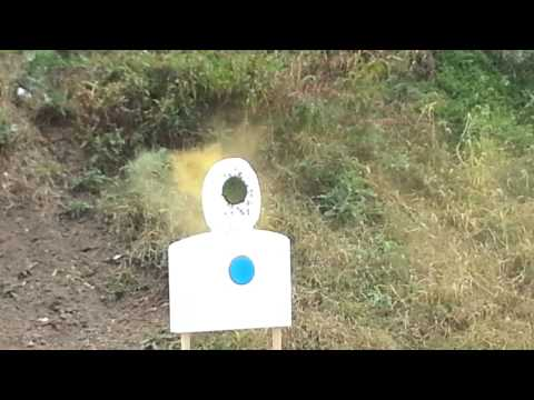 Sig P226 vs Smoke Em Targets