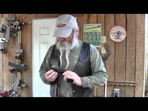 Sig Sauer P227 45 ACP Semi-Automatic Pistol Test