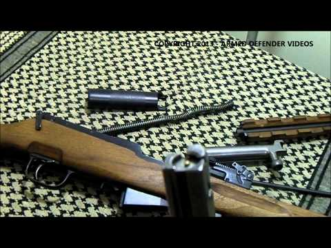 SKS Rifle - Field Strip and Reassembly