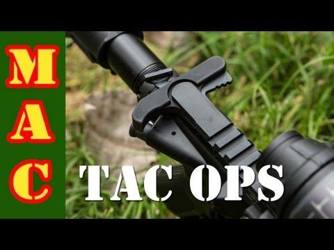 TacOps-1 AR15 Charging Handle