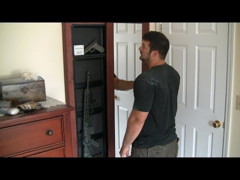 Tactical Walls Firearm Storage