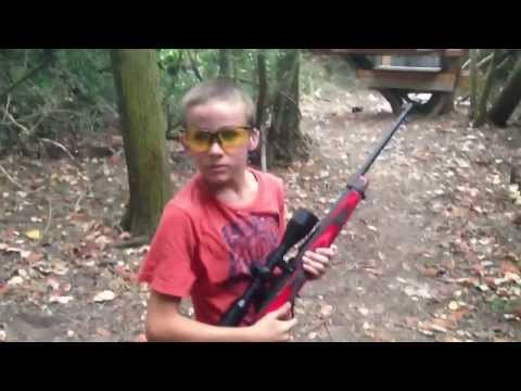 The Texas Kid With a Ruger 10/22