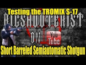 Tromix S17 Shotgun Conversion