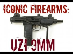 Full Auto 9mm UZI