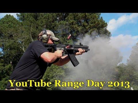 YouTube Range Day 2013