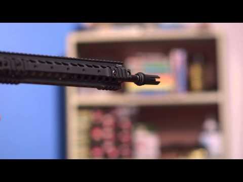 Advanced Armament 300 Blackout Upper Receiver