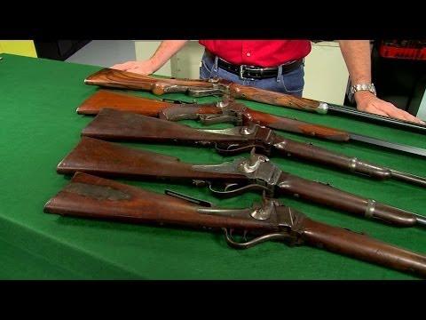 American Single Shot Cartridge Rifles