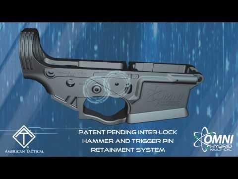 American Tactical Omni Hybrid Multi-Cal Lower