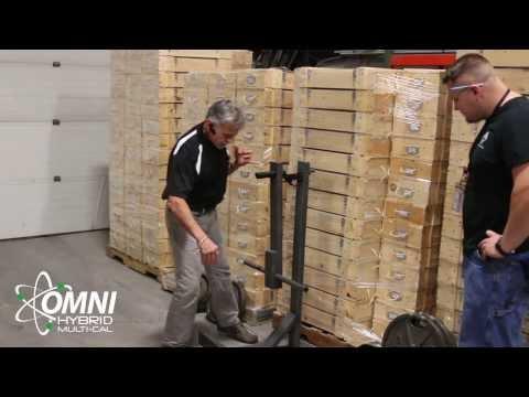 American Tactical Omni Hybrid Multi-Cal Lower Hang Test