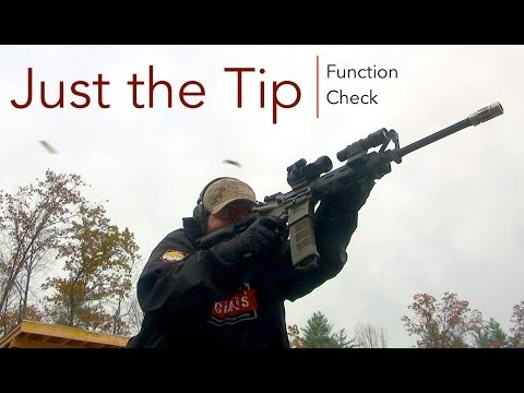 AR-15 Function Check