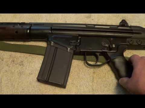CETME 308 Semi-Auto Rifle