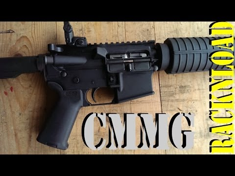 CMMG AR-15 Chambered in .22LR
