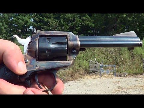Colt New Frontier 22LR Revolver