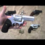 Conceal Carry Revolvers