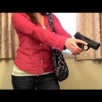 Concealed Carry Gun Purse