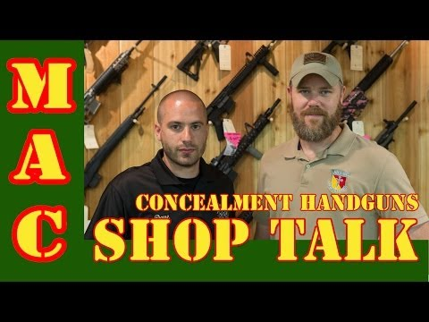 Concealment Handguns