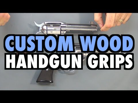 Custom Handgun Grips