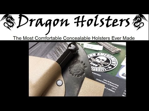 Dragon Holsters Review