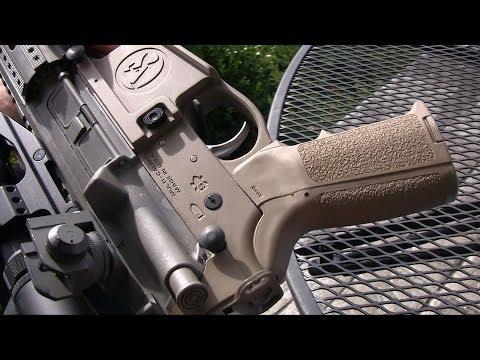 Duck Creek Armory AR-15 Lower Receiver