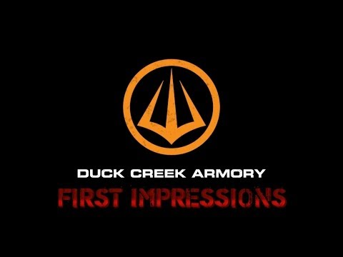 Duck Creek Armory DCA-15