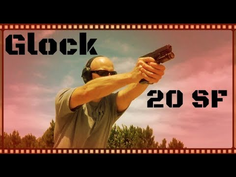 Glock 20SF Review