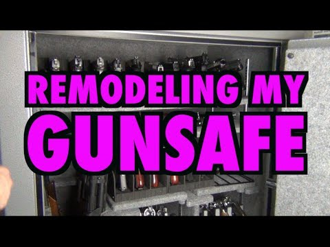 Hyskore Modular Pistol Racks
