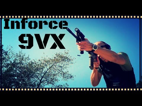 Inforce 9VX 300 Lumen Flashlight Review