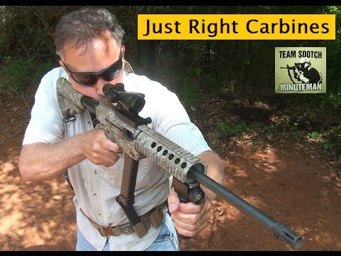 JR Carbine Review