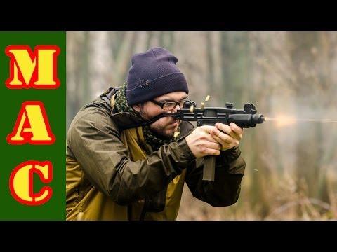 Machine Gun Shoot Winners in Action