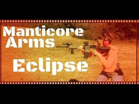 Manticore Arms Eclipse Flash Hider Review