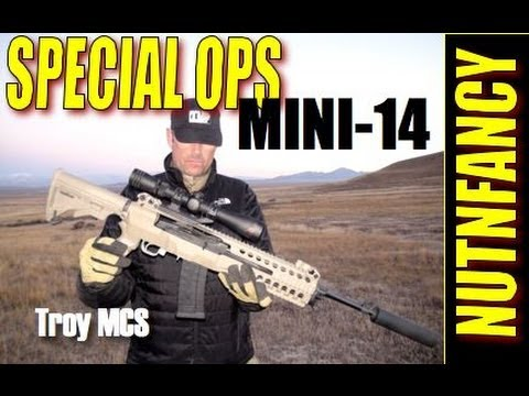 Modified Mini-14 Tactical