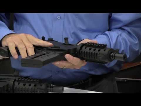 Mossberg 715P AR Pistol
