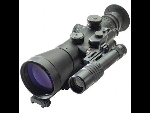 Night Vision Shooting
