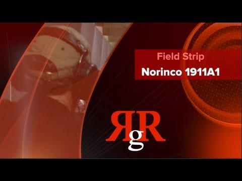 Norinco 1911A1 Field Strip