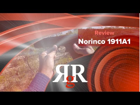 Norinco 1911A1 Review