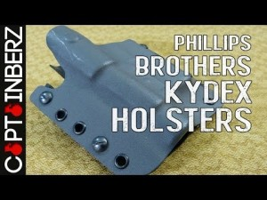 Phillips Brothers Kydex Holsters